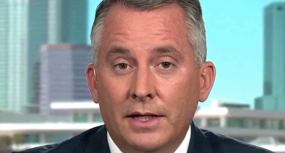 Trump's 'tired and lazy' re-election message 'is not working' at his Orlando kickoff: Florida Republican David Jolly