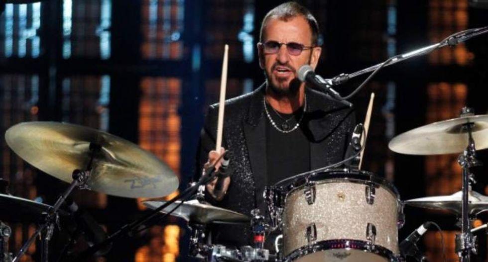 Ringo Starr cancels North Carolina show to protest anti-trans law