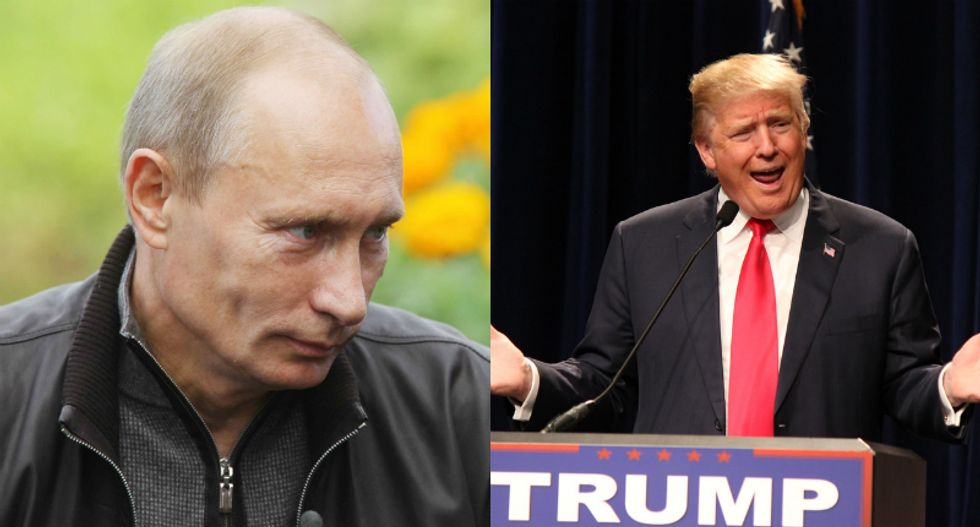 Election meddling and Syria conflict loom over Putin and Trump's G20 meeting