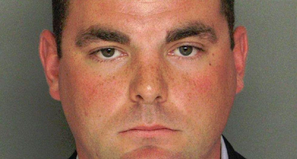 White former South Carolina cop gets probation over killing of unarmed black man