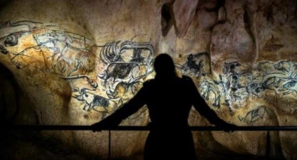 Prehistoric artwork in French cave 10,000 years older than previously thought: researchers