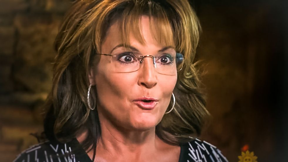 Sarah Palin: Bristol keeps getting pregnant because God is giving her '3rd, 4th and 5th chances'