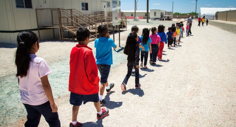'They hate this mission': Staffers at Texas child migrant camp despise their jobs