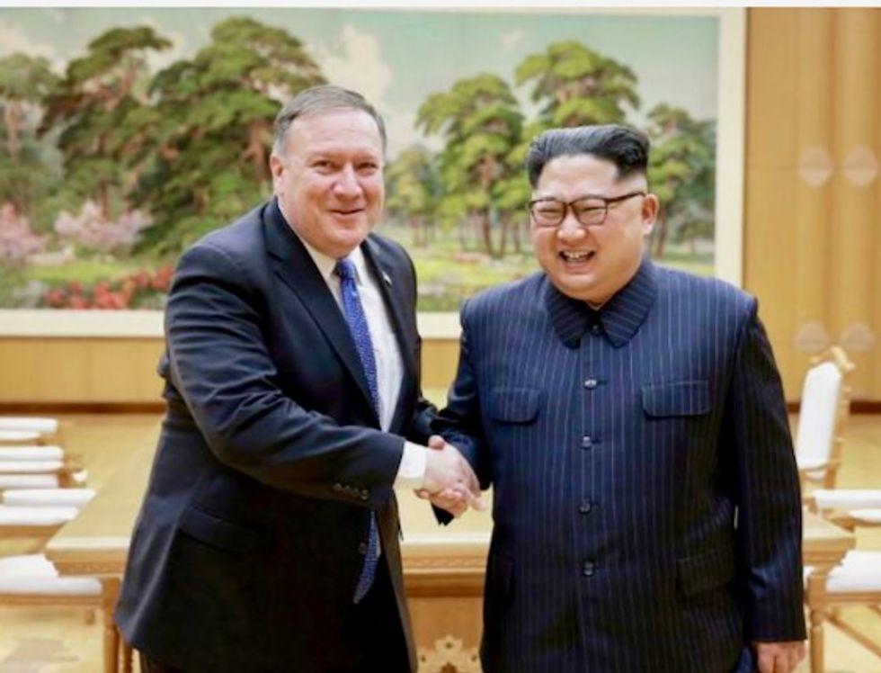 US, South Korea set delayed military drills; North Korea urges end to pressure