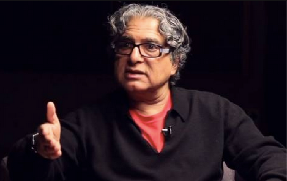 Lawrence Krauss smacks down Deepak Chopra for trying to troll him with New Age nonsense