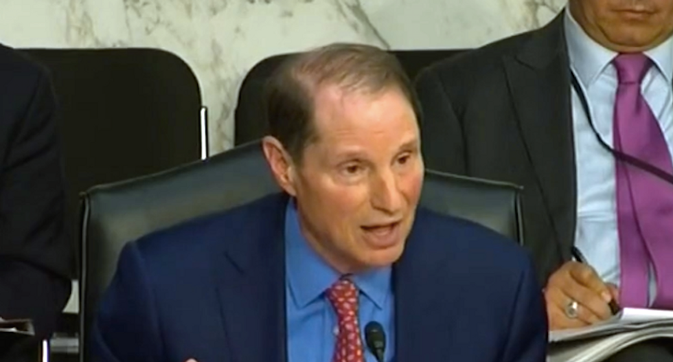 'Let the American people hear': Sen. Ron Wyden demands intel heads force Sessions to testify in public