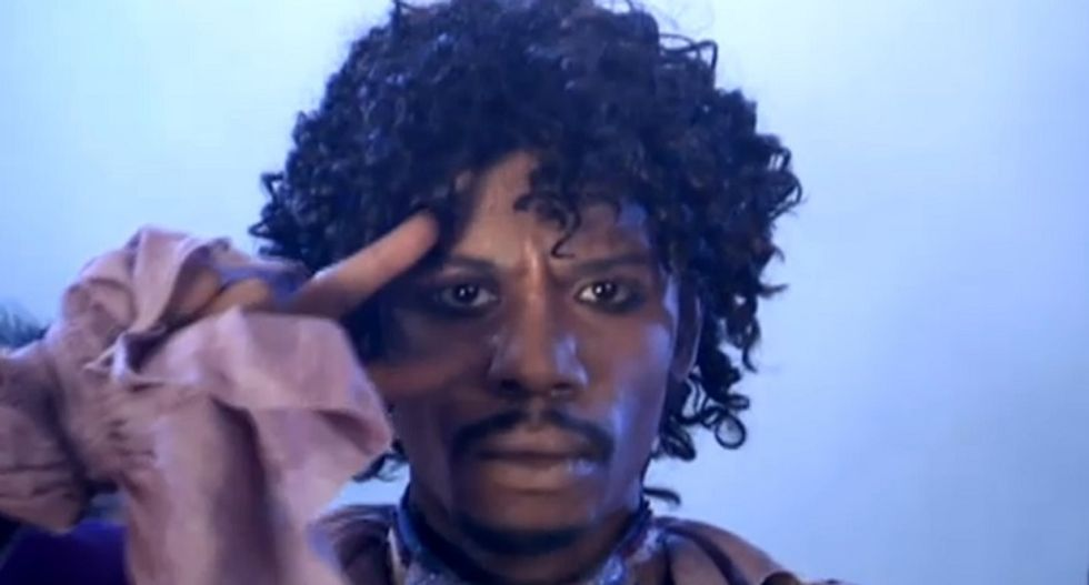 A grieving Dave Chappelle pays tribute to Prince during stand-up: 'This is black 9/11'