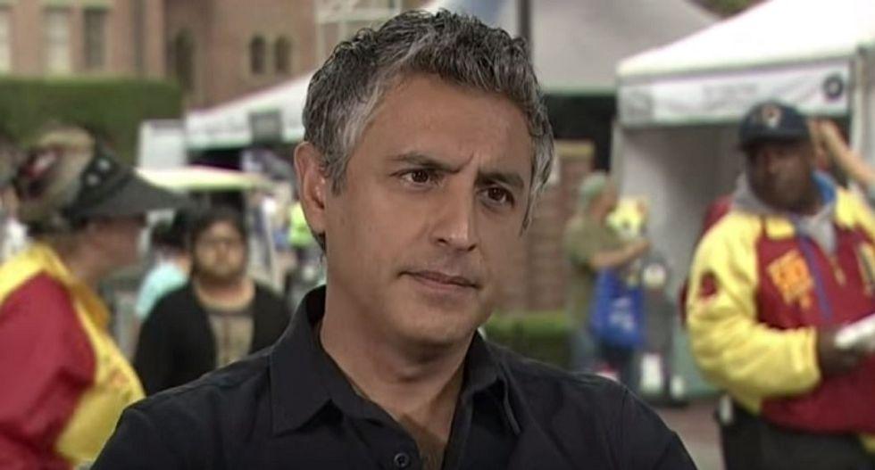 CNN dumps host Reza Aslan after profane tweets about Trump