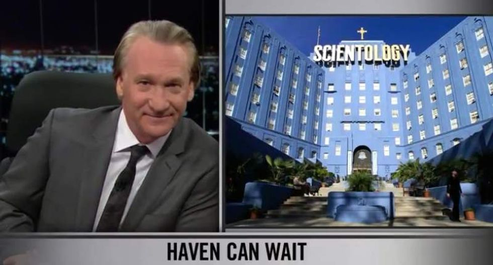 Bill Maher calls for taxes on all religions: Why should I subsidize 'a homophobic magic act'?