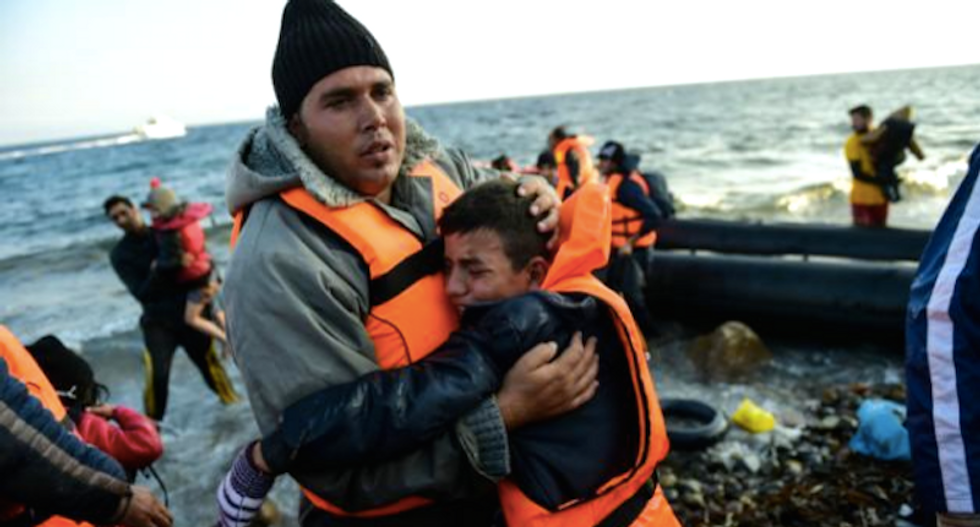 UN refugee summit hears call to confront 'race-baiting bigots'