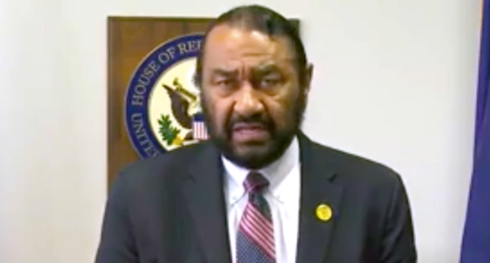 Texas Dem calls for impeachment: 'Every day Trump remains president puts our democracy more at risk'