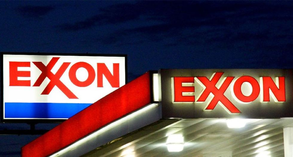 New York sues Exxon for misleading investors on climate change risk