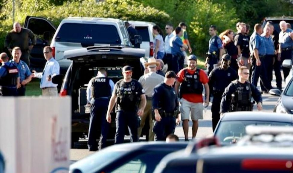 Maryland shooting shakes local newspapers that cultivate community ties