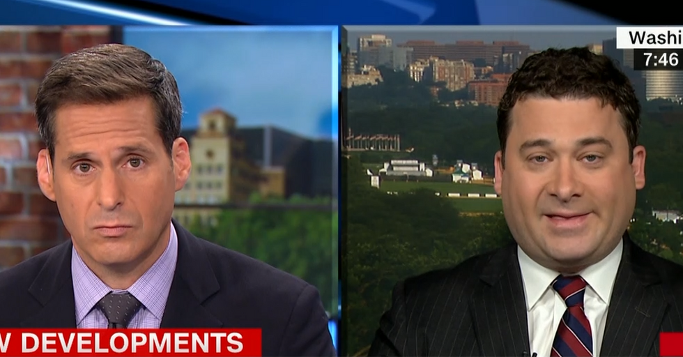 'They're freaked out': CNN guest says US allies terrified Trump is giving 'a huge windfall to Russia'