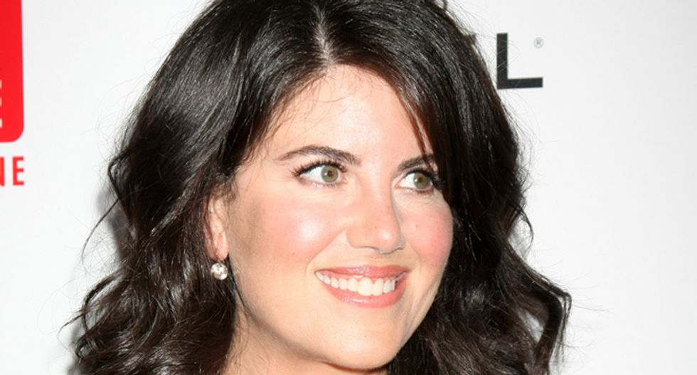 'More than a little scared': Monica Lewinsky-produced 'impeachment' drama to air weeks before US election