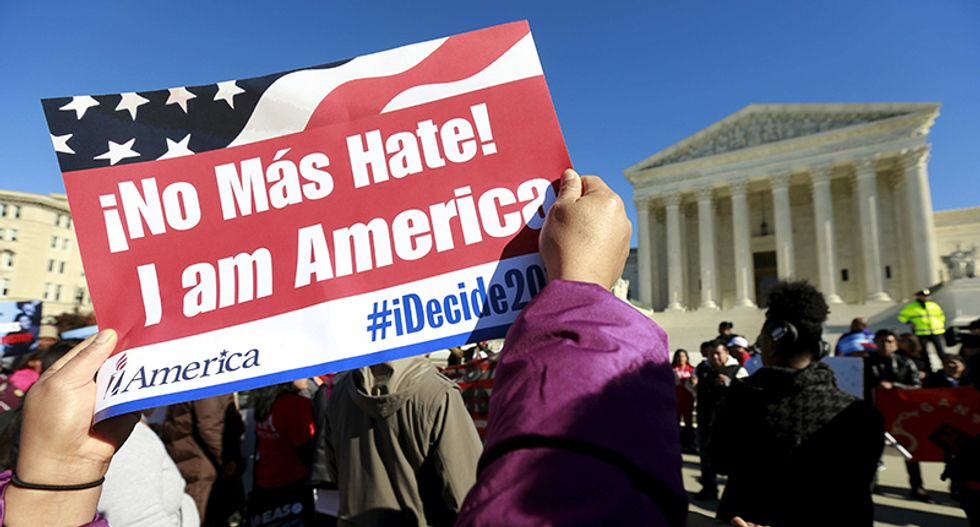 Obama immigration action goes before Supreme Court