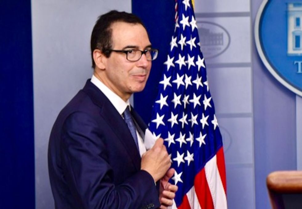 'Another gift' to big business as Trump Treasury moves to eliminate rules against corporate tax avoidance