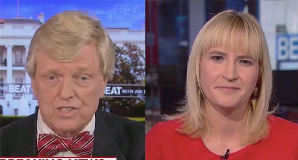 WATCH: Republican spokesperson gets schooled by a former federal prosecutor on Trump's Ukraine-gate