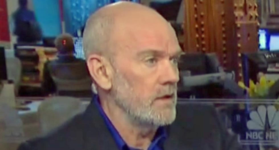REM's Michael Stipe blasts Twitter's Jack Dorsey for hosting 'hate speech' from Donald Trump