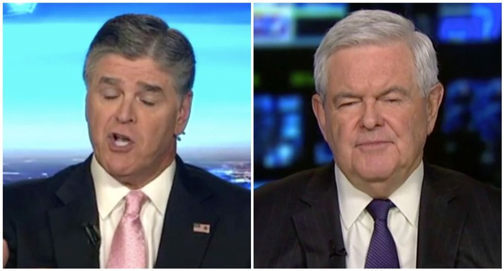 Hannity clip from 2016 campaign comes back to haunt Trump after Manafort gets sent to jail