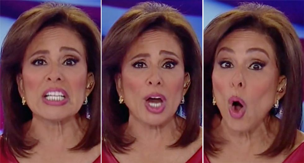 'Get over it': Fox's Jeanine Pirro says what President Trump does is 'none of your damn business'