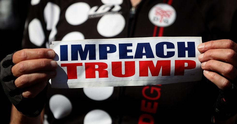 Republicans demanded a more public impeachment process. Well, here it comes — and they're not gonna like it