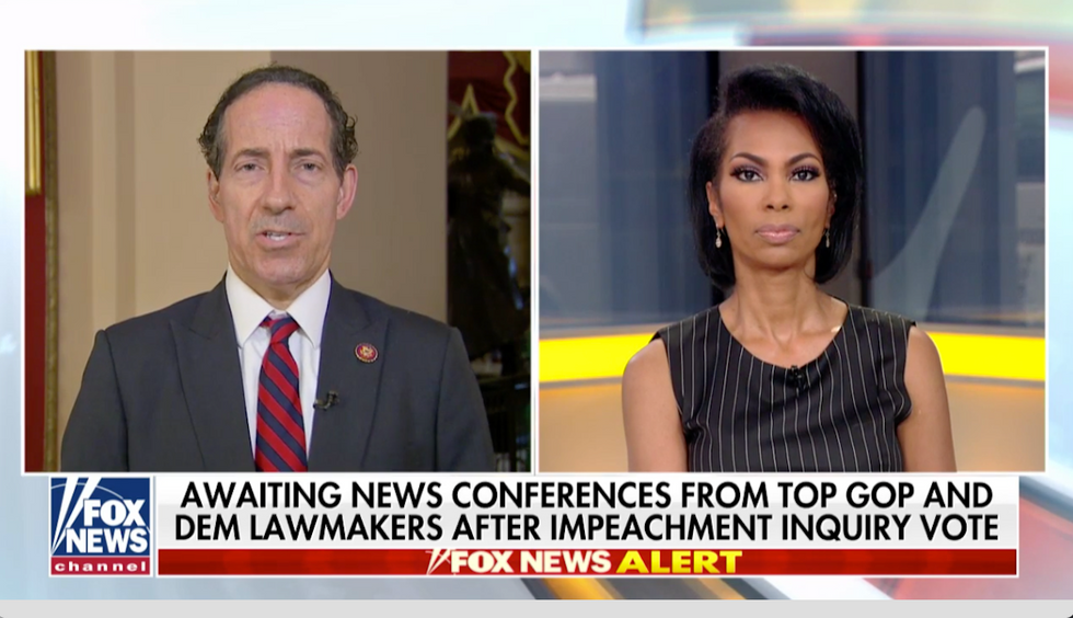 These are 'exactly the rules' that Republicans used to impeach Clinton: Dem Rep shuts down Fox News