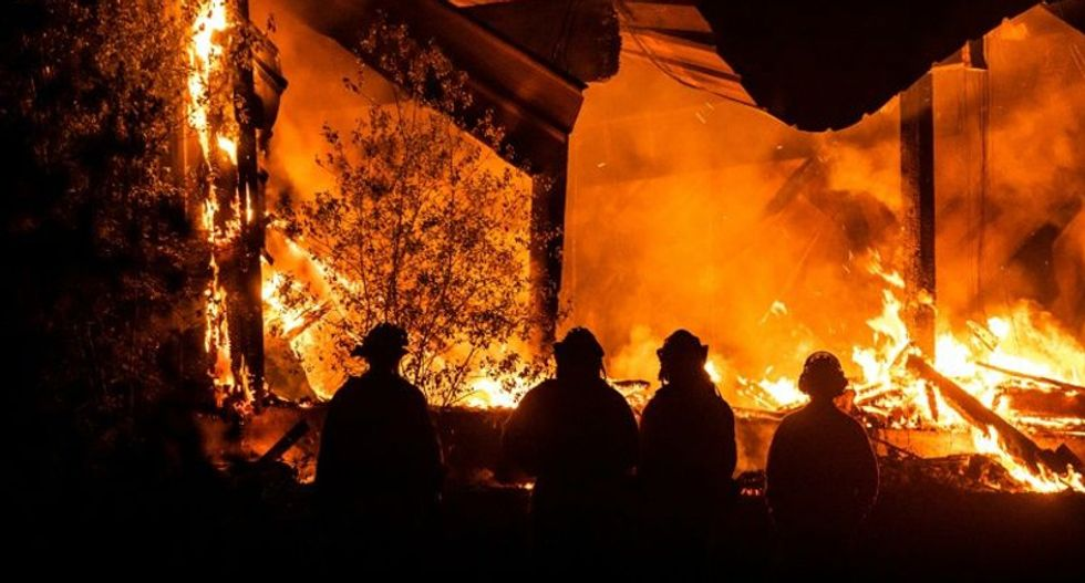 Why are California's wildfires different this year?