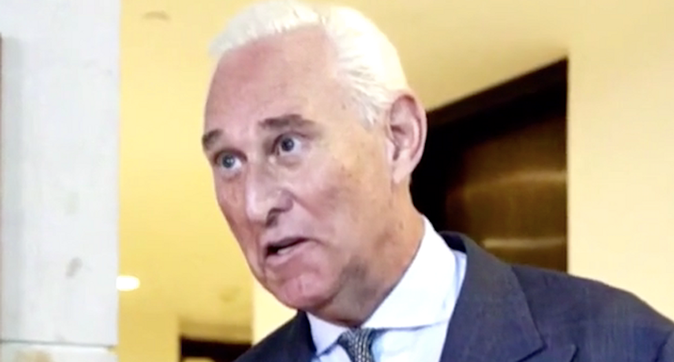 Justice Department says Roger Stone should be sentenced to as much as 9 years in scathing memo