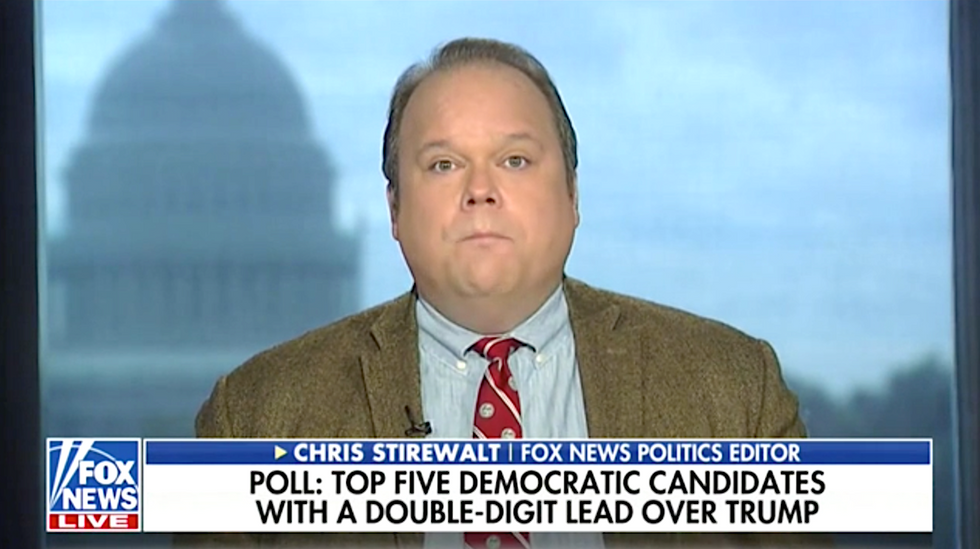 Fox News political editor: Biden is 'in Trump's head' – and he would crush the president if the election was tomorrow