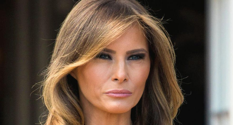 Melania Trump has no plans to support her husband's re-election 'in any tangible way' after the RNC: CNN