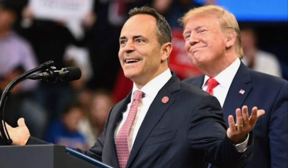 As Matt Bevin refuses to concede, critics warn Kentucky GOP 'totally gearing up to steal' gubernatorial election