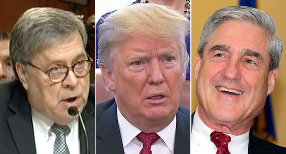 Unredacted Mueller report reveals Trump may have lied to the special counsel