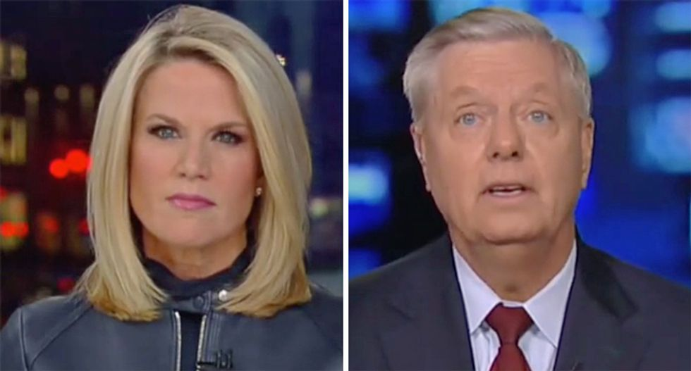 Gordon Sondland donated $1 million to Trump — but Lindsey Graham thinks he may be in cahoots with Democrats