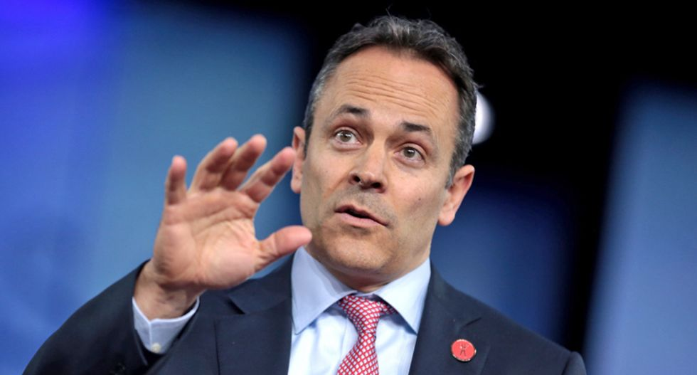 Ex-GOP gov Matt Bevin slammed for mocking coronavirus threat: 'Adults are talking, one-term'