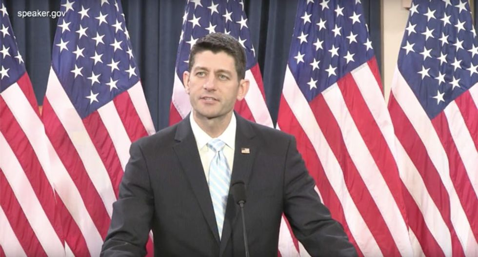 Republican Paul Ryan: I do not want nor will I accept the nomination