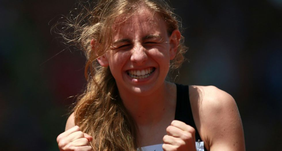 'Deeply troubling allegations': Nike to probe runner Mary Cain's claims of abuse