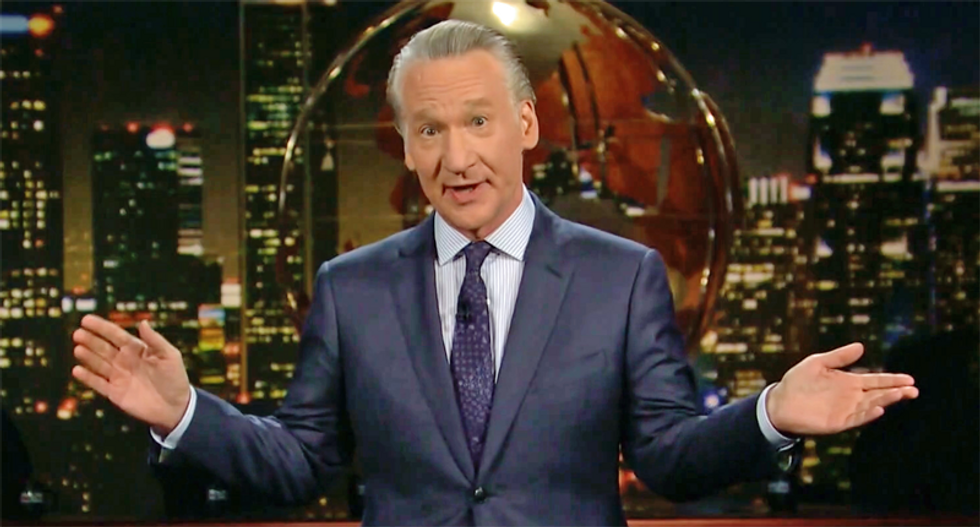 Bill Maher: Maybe it was Trump's 'best week ever' -- but there's a silver lining