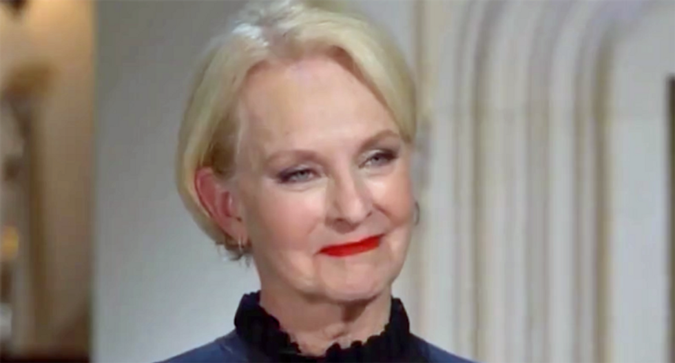 Cindy McCain pens op-ed explaining to Republicans why it's ok to vote for Biden