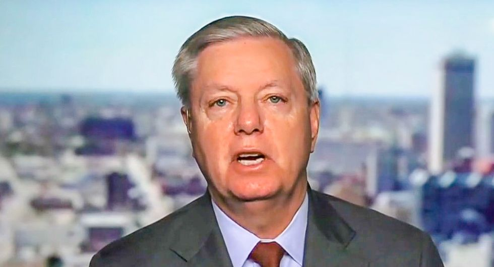 Lindsey Graham forced to go on Fox News and beg for campaign cash: 'I am being killed'
