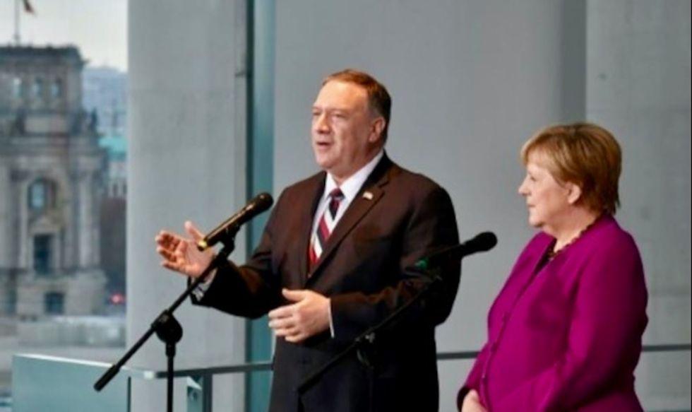 Beijing slams Pompeo for 'Cold War thinking' in Berlin speech