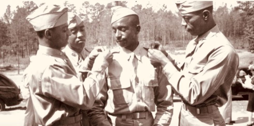 GI Bill opened doors to college for many vets, but politicians created a separate one for blacks