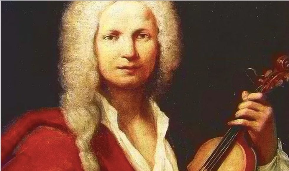 Vivaldi's 'The Four Seasons' reworked to 'make climate change audible'