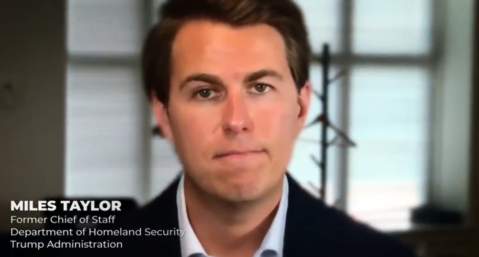 Trump ex-DHS official skewers president in new ad: 'What we saw was terrifying'