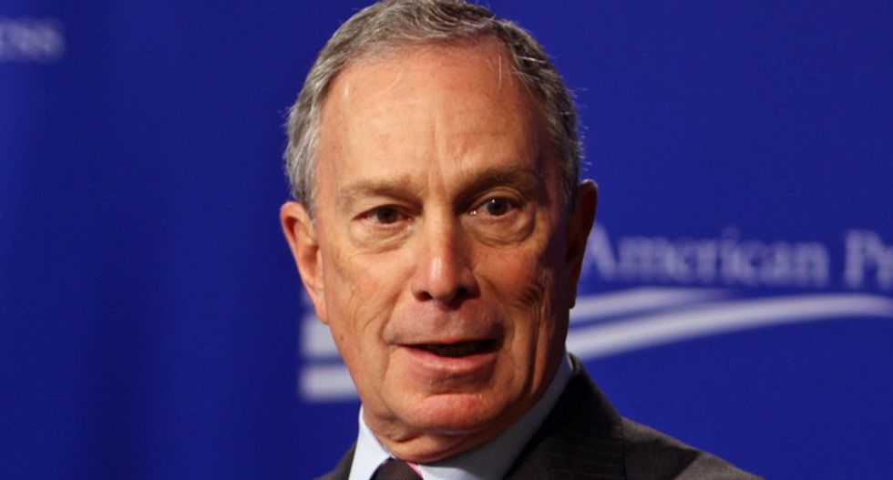'Definition of a rigged system:' Sanders campaign rips DNC changing debate rules for Mike Bloomberg