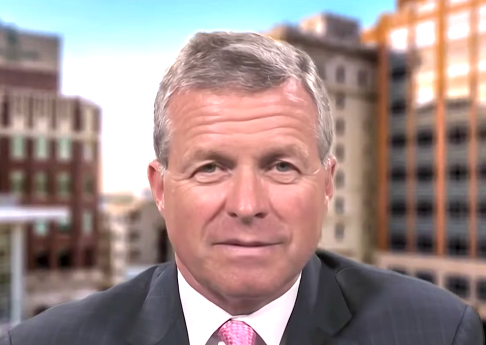 'The math simply doesn't work': Former GOP Rep. says Republicans are 'losing the suburbs' thanks to Trump