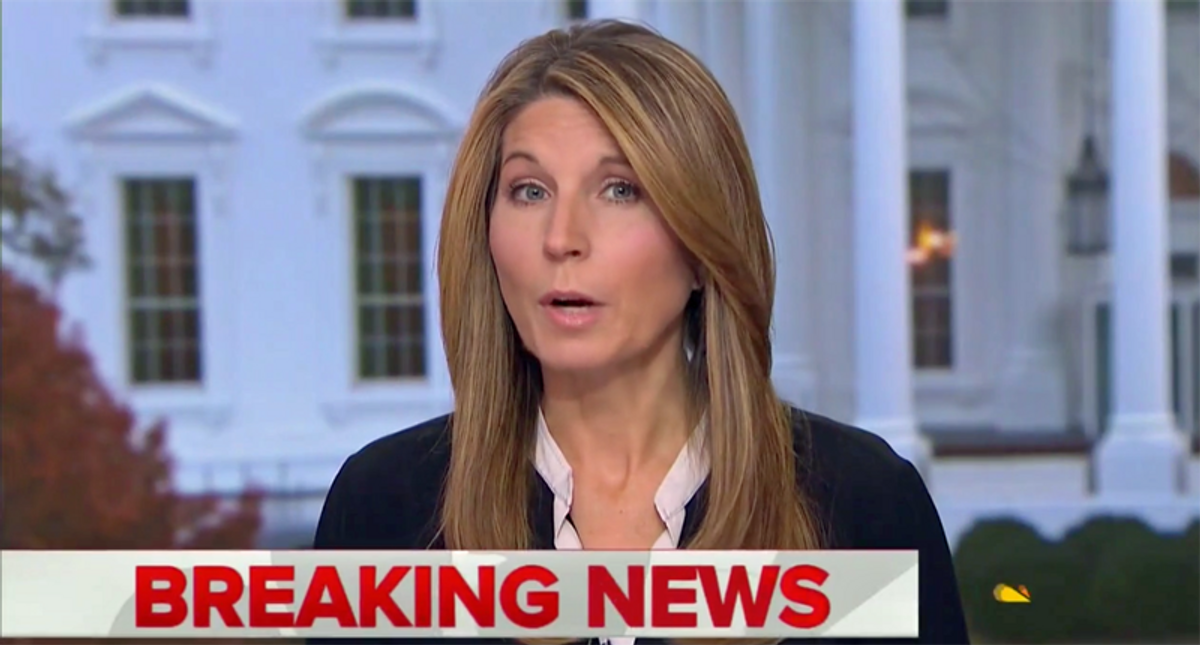 MSNBC's Nicolle Wallace rips the GOP: 'Greene and the mob are one and the same'