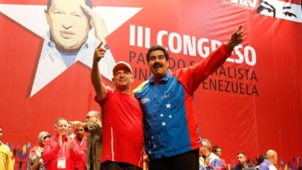 Venezuela ex-intel chief missing in Spain ahead of US extradition
