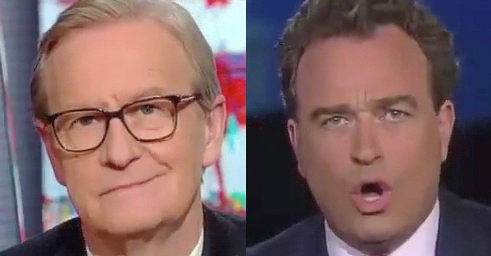 'Love the smell of stupid in the morning': Internet destroys Fox News contributor who doesn't know 'what language quid pro quo is'