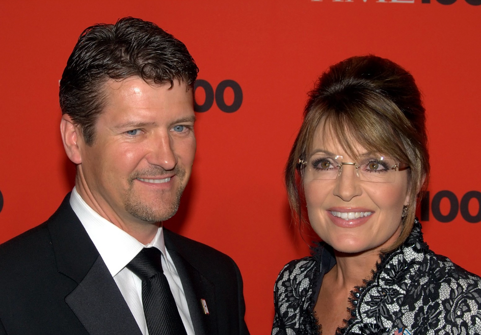 'I thought I got shot': Sarah Palin describes finding out by email that her husband was divorcing her